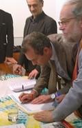 Il Primo Cittadino di Napoli firma per la campagna