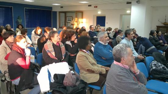 Incontro pubblico con il Comitato Pace, Disarmo e Smilitarizzazione del Territorio - Campania presso il Museo del Mare
